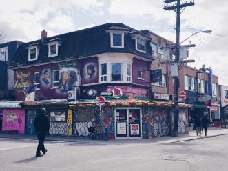 تورونتو : الأسبوع الثاني